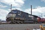 NS 9320 pushing 950 towards Morrisville